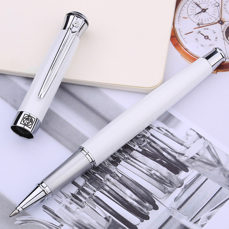 papelaria luxo caneta com caixa de presente original