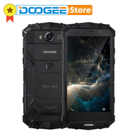 Original DOOGEE S60 6GB RAM 64GB ROM MTK Helio P25 Octa Core Android 7 0 5