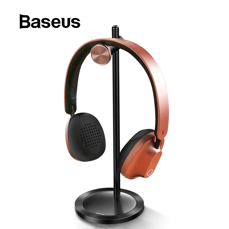Household Monitor Holder Headphone Hook Plastic Stand Earphone Accessories
