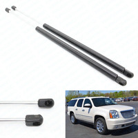 for 2007 2014 Chevrolet Suburban Rear Window Glass Lift Supports Struts Prop Arm Shocks& for GMC Yukon 2007 2014 19.75 inch