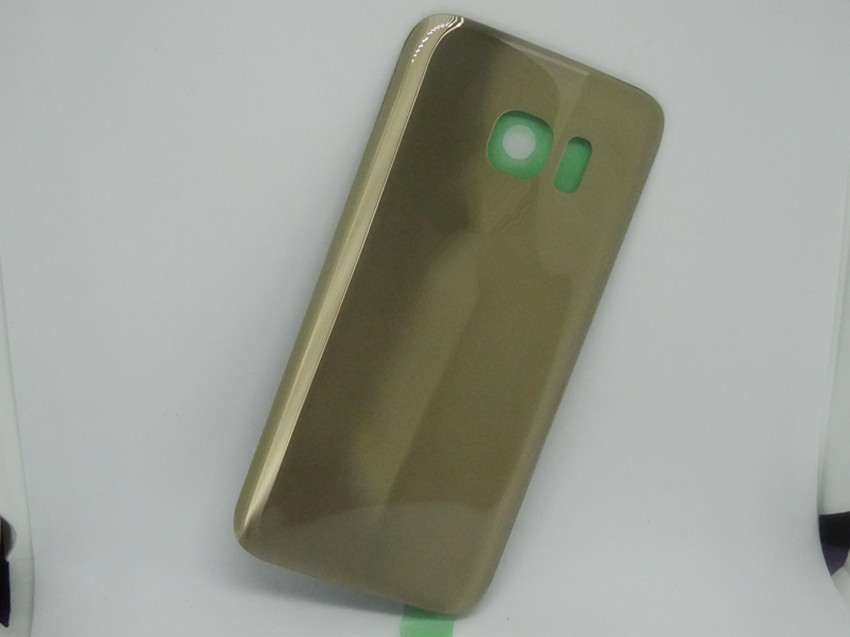 New Back Rear <font><b>Battery</b></font> Cover <font><b>Glass</b></font> Door Case For Samsung Galaxy <font><b>S7</b></font> G930 / <font><b>S7</b></font> <font><b>Edge</b></font> G935 free shipping