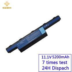 Batería para portátil GZSM 4741 para ACER AS10d81 AS10d51 baterías AS10d31 batería para ordenador portátil Aspire 5552g e1-531 batería