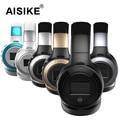 De boa qualidade Original Zealot B19 Estéreo Sem Fio fone de Ouvido Bluetooth fone de ouvido Headband Fone de Ouvido com FM TF indicadores LED para mp3