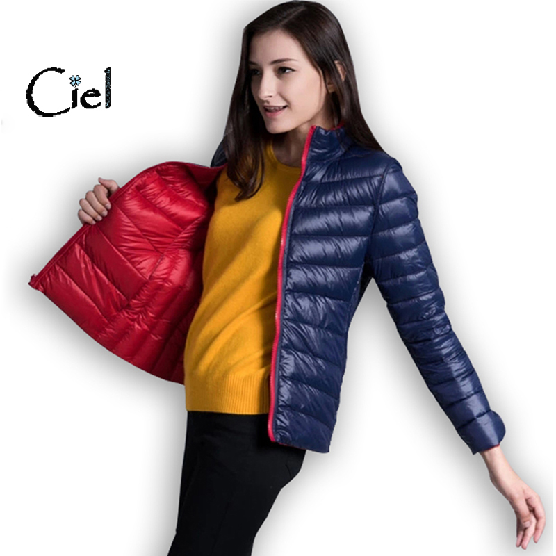 Aliexpress.com : Buy Winter women ultralight down jacket 95% white ...