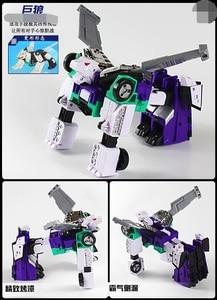 Image 3 - Трансформация ko G1 SIXSHOT six shot figure toys