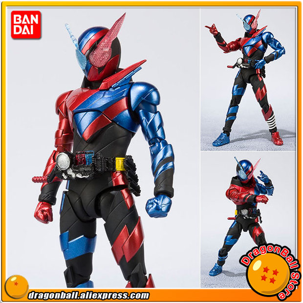 Kamen Rider Build Original BANDAI Tamashii Nations S.H. Figuarts / SHF Action Figure - Kamen Rider Build Rabbit Tank Form anime captain america civil war original bandai tamashii nations shf s h figuarts action figure ant man
