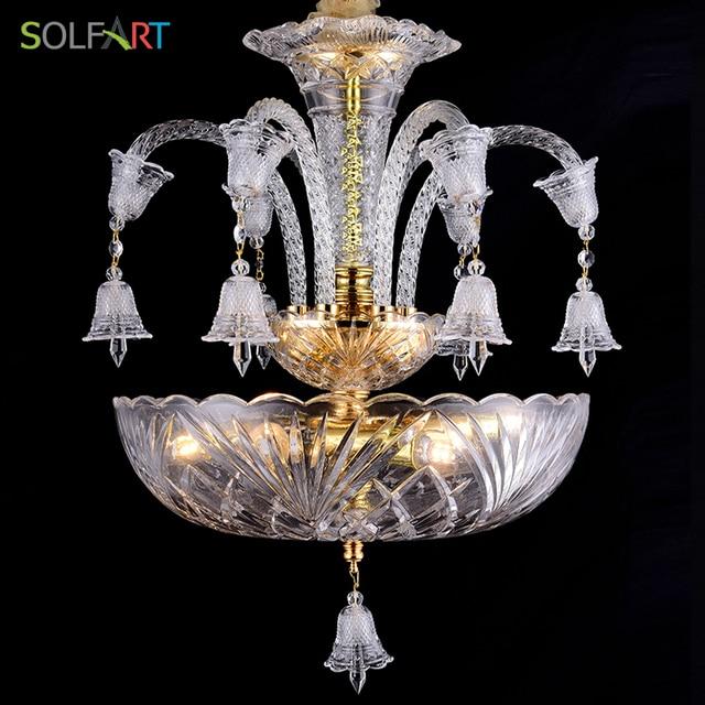 Solfart chandelier crystal 90 260v pendants for chandeliers glass solfart chandelier crystal 90 260v pendants for chandeliers glass modern led crystal dinning bedroom baccarat aloadofball Gallery