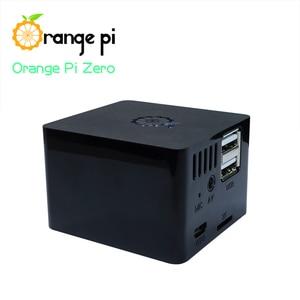 Image 5 - Orange Pi Zero de 512 mo, carte dextension, boîtier noir, Mini carte