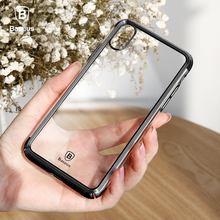 Baseus Luxury Ultra Thin Hard Plastic Case for iPhone X