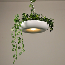 Nordic Modern LED Pendant Lights Sky Garden Decor Aluminum Lampshade Pendant Lamp Living Room Cafe Restaurant Lighting Luminaire