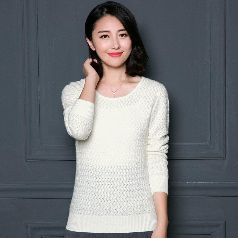 Compra vestido de suéter de ganchillo online al por mayor