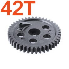 RC HSP 06033 Spur Diff Gear 42T Voor 1/10 Nitro Buggy 94106 94166 94155 Kernkop Backwash Redcat Shockwave Tornado s30 Vortex SS(China)