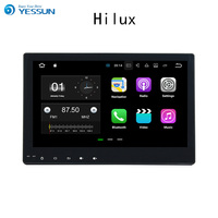 YESSUN Car Navigation GPS Android For Toyota Hilux 2016~2017 Audio Video HD Touch Screen Stereo Multimedia Player No CD DVD