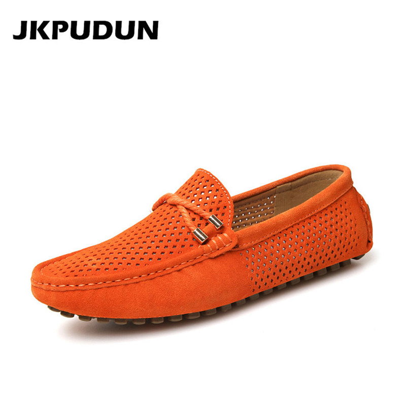 Aliexpress.com : Buy JKPUDUN Summer Hollow Shoes Men
