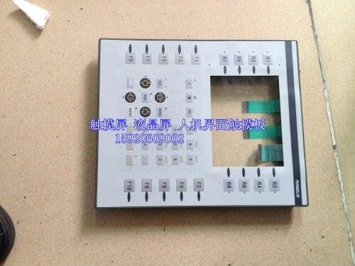 [ZOB] panneau de bouton de commutation de clé à membrane XBTF011310