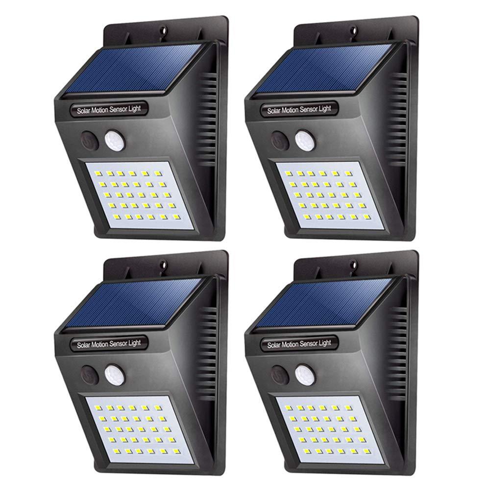 40 LEDs Solar Light PIR Motion Sensor Solar Garden Light Waterproof Outdoor Energy Saving Street Yard Path Home Lamp