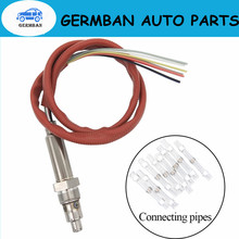 New Manufactured Nox Sensor Probe Nox Sensor 8-Wrie 13628511664 For BMW 328d xDrive 328d X5 11-15 2.0 3.0L