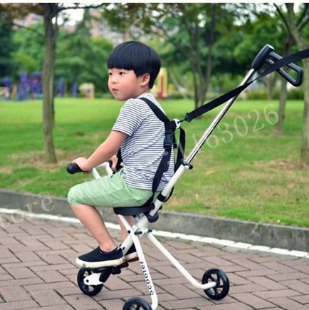 Universal Baby 5 Point Tricycle Harness Safe Belt Seat