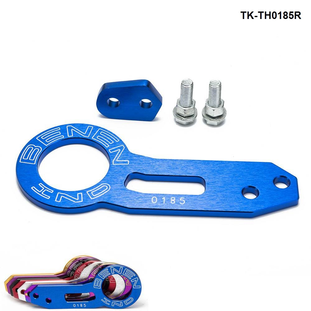 Anodized Universal Rear Tow Hook Billet Aluminum Towing Kit For Jdm Racing TK-TH0185R купальные шорты mc2 saint barth gustavia tul17