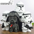 Star Wars  Rogue One Darth Vader Storm Trooper action figure toy for kid adult 2017 New star wars Darth Vader Trooper piggy bank