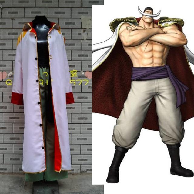 One Piece Whitebeard Edward Newgate Cosplay Costume, Whitebeard One Piece  Cosplay for Sale
