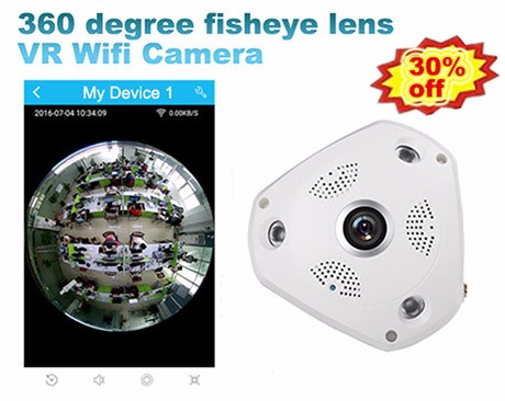 VR wifi camera 460