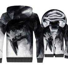Game of Thrones Dragon Hoodies Men 3D Jackets Sweatshirt 2018 Winter Thick Fleece Wrrm Coat Sportswear Hipster Brand Clothing