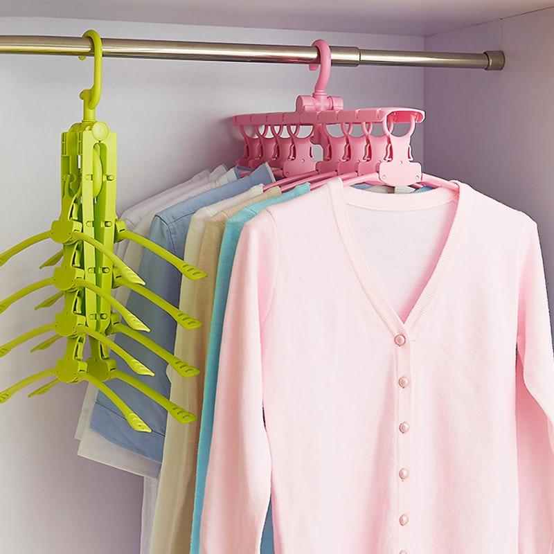LIYIMENG Clothes Rack Scarf Hanger Decorative Coat Hangers Shelf Wall Hangers For Children Magic Dress Holder Wedding Hanger