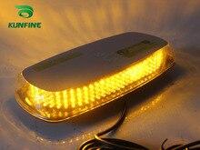 Водонепроницаемый Автомобиля LED вспышка света автомобиля фонарик прокат светофора высокое качество автомобилей Светодиодные лампы с магнитом KF-L3135