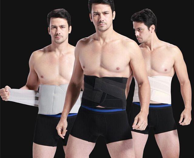 Hot venda suspensórios cinto de suporte de cintura tummy tuck magro shaper da cintura do envoltório de metal ajustável elevação relift cinto
