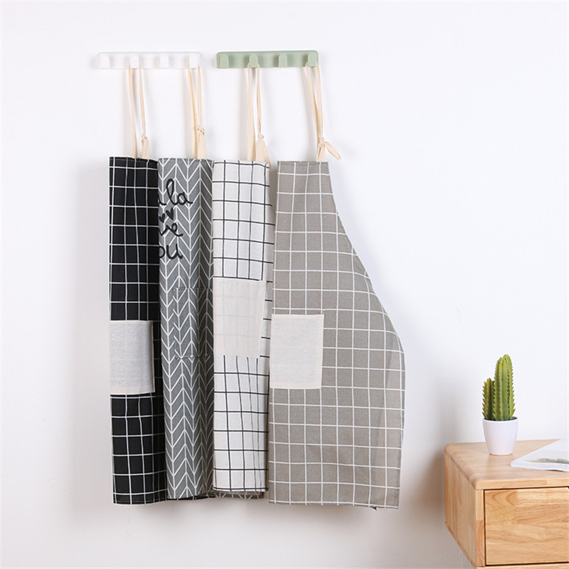 New Minimalist Oil-proof Cooking Apron Waist Kitchen Home Cute Fashion Gown Jewelry & Watches Clocks