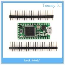 Teensy 3.1 USB 2.0 keyboard mouse teensy for Arduino AVR ISP experiment board U disk