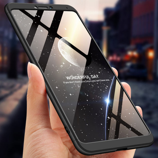 the latest ede48 a57d4 US $4.99 |360 Degree Full Protection Case For Huawei Honor Note 10 Back  Cover shockproof case For Huawei Honor Note10 case + glass film-in Fitted  ...