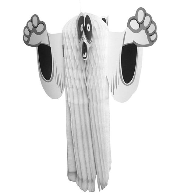 1 pc Halloween Fantasma Pendurado Decoração adereços Decorativos ...