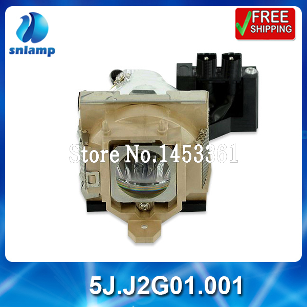 High quality replacement projector lamp bulb 5J.J2G01.001 for PB8253 quality replacement projector lamp