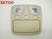 SKTOO Dome Light Reading Light For Hyundai Accent KIA RIO Dome Light Reading Lamp Car Glasses