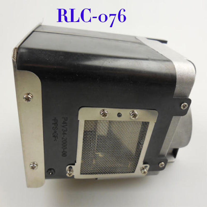 Free shipping Compatible Projector Lamp with Housing  P-VIP280/0.8 E20.8 / RLC-076 For Viewsonic Pro8520HD/Pro8600 Projector compatible projector lamp p vip280 0 9 e20 9n bl fp280i for w307ust w307usti x307ust x307usti w317ust x30tust happyabte
