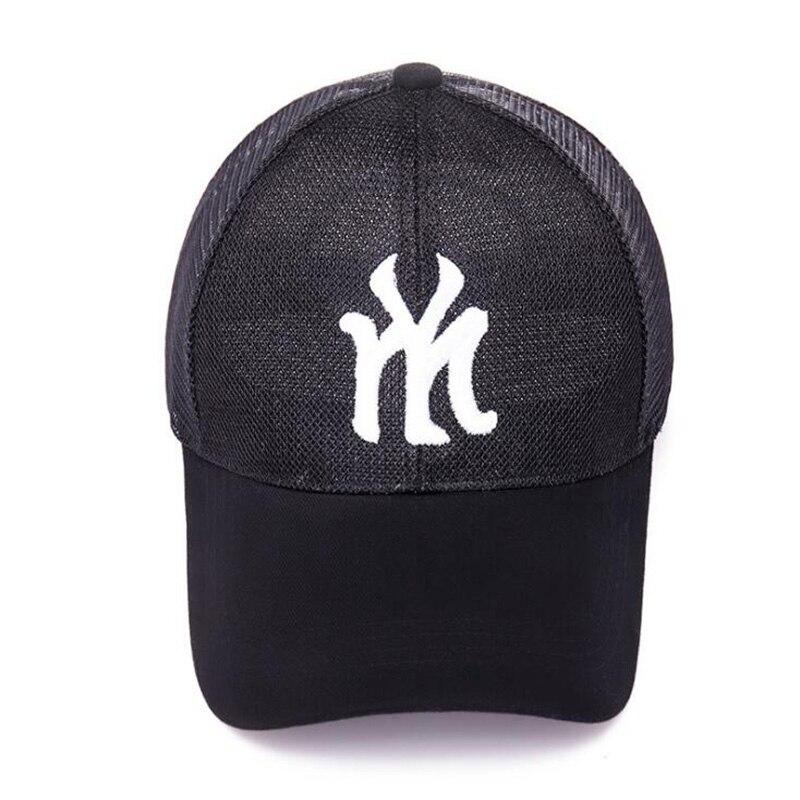 Nova kapa za dečke in punce Ponytail Kapa za prosti čas na prostem - Oblačilni dodatki