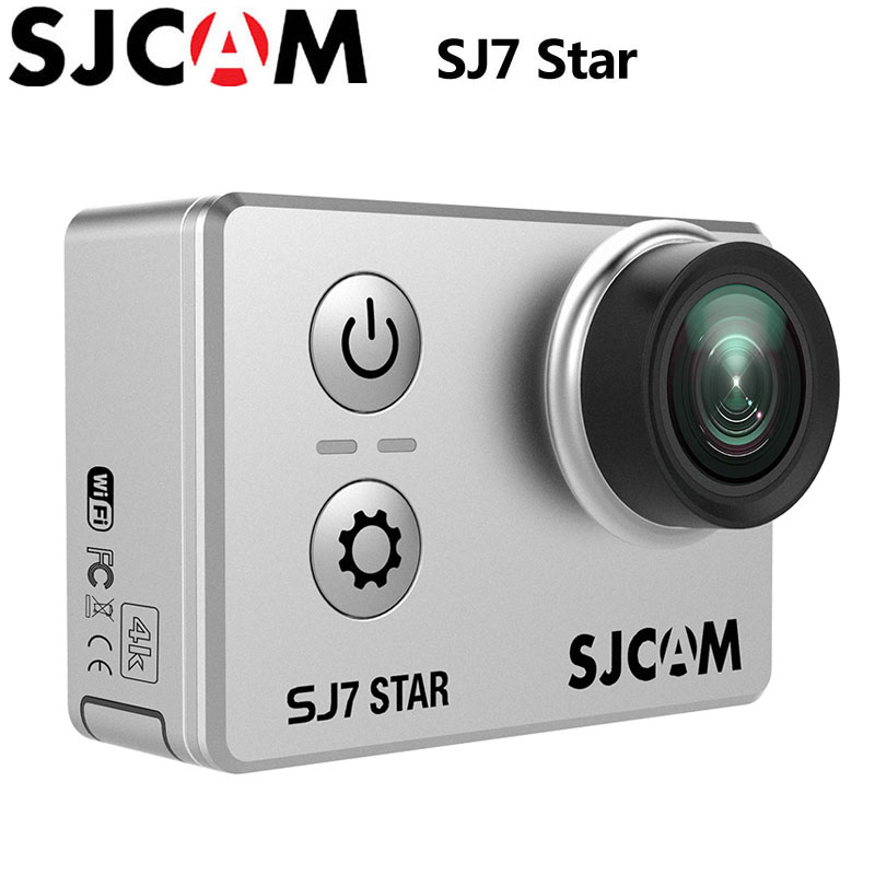 In Design; Sjcam Sj7 Stern Action Kamera Sport Dv 4 Karat Wifi Ultra Hd Ambarella A12s75 2,0 touchscreen 30 Mt Wasserdichte Fernbedienung Original Sj Cam Novel