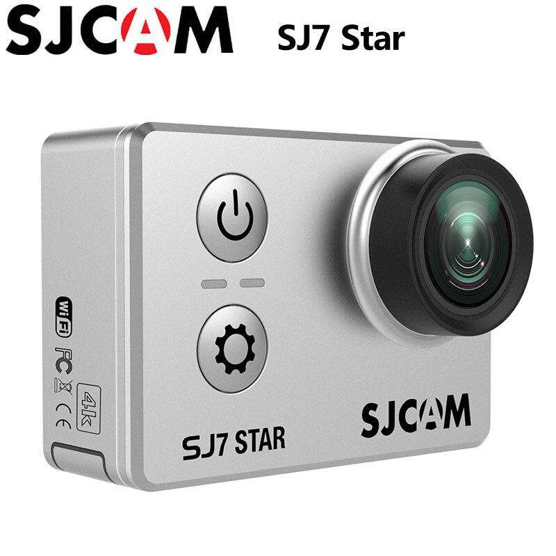 SJCAM SJ7 Star caméra d'action sport DV 4 K WiFi Ultra HD Ambarella A12S75 2.0