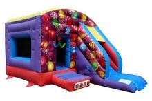 6X5M Customize Beautiful Princess Castle Inflatable Bounce House Bouncy Castle