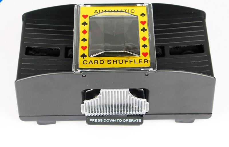 Jeu de Casino automatique à piles avec jeu de cartes de Poker Robot de Casino avancé (2 ponts)