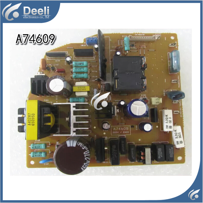 95% new Original for air conditioning Computer board A74609 circuit board 95