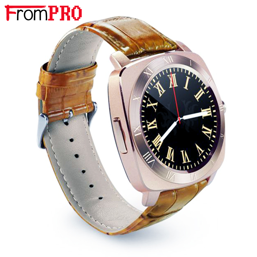 FROMPRO Smart Watch X3 Bluetooth Clock with SIM TF for Android iphone Bluetooth Wristwatch Smartwatch Phone