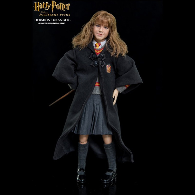 1/6 Scale SA0004 Harry Potter and the Sorcerer's Stone Hermione Granger Collectible Action Figures Dolls Gifts rowling j harry potter and the philosopher s stone ravenclaw editionhardcover
