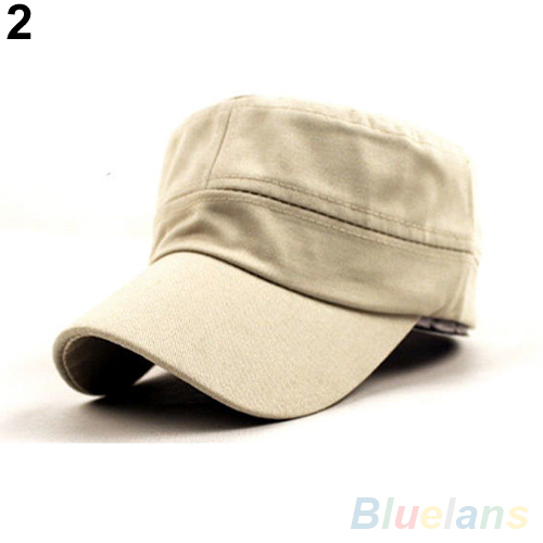 7ae792bb9a5 2016 Women Men Fashion Summer Adjustable Classic Army Plain Vintage Hat  Berets