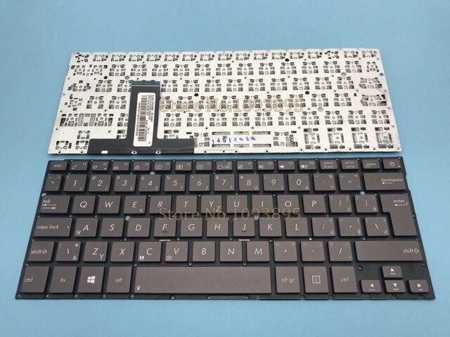 Asus ZENBOOK UX32VD Keyboard Linux