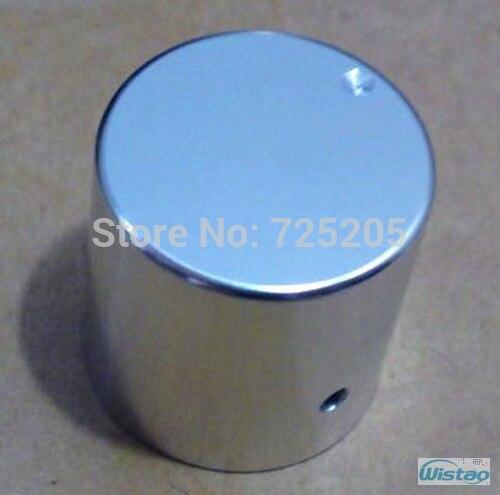Angemessen Iwistao Festen Potentiometer-knaufkappe Gesamte Aluminium Hifi-verstärker Volumen Od 25 H25mm Id 6mm Silber Diy Freies Verschiffen Durchblutung Aktivieren Und Sehnen Und Knochen StäRken