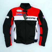 NEW Motorcycle Summer Mesh Riding Jacket for Honda Racing Sportswear Men's Jacket with windproof Lining