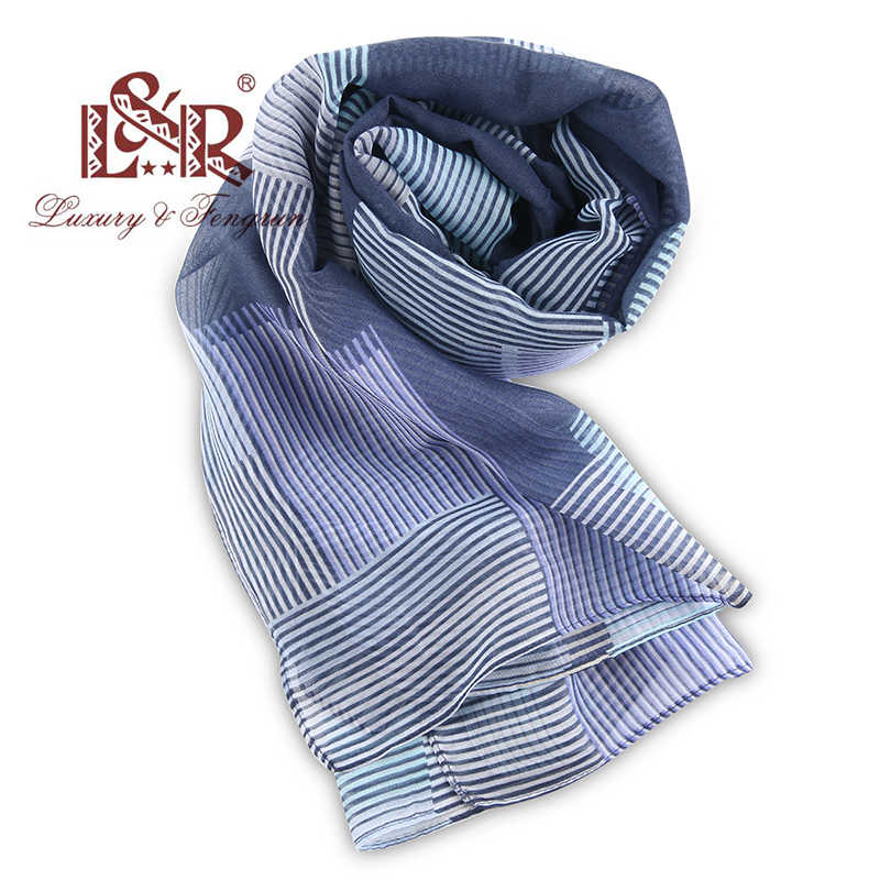 2018 Women Summer Plaid Scarves for Women Chiffon Silk Scarf Foulard Femme Sjaal Polyester Female Shawls And Wraps Crinkle Hijab
